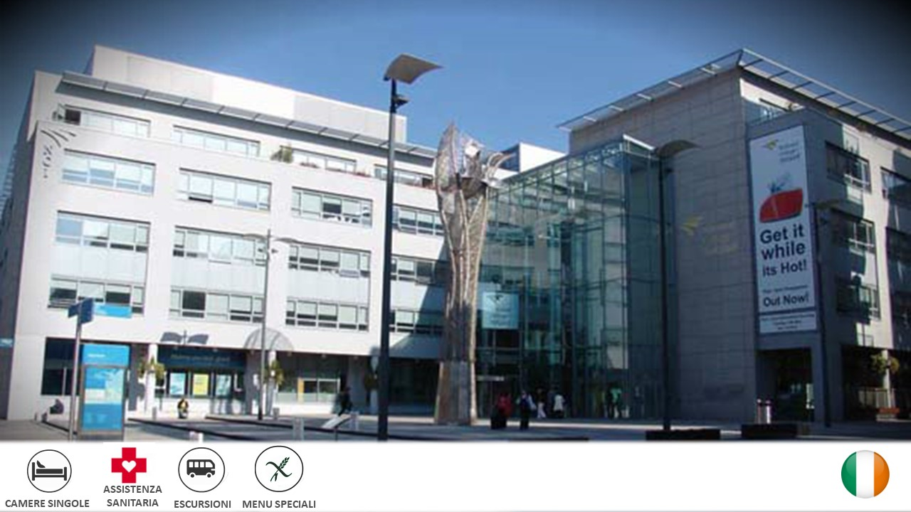 Dublino – National College of Ireland