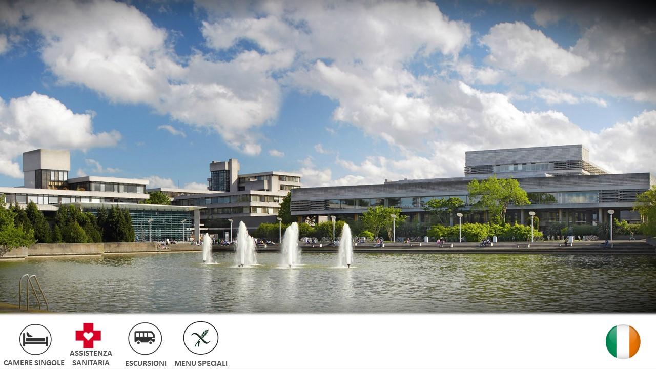 Dublino – University College of Dublin