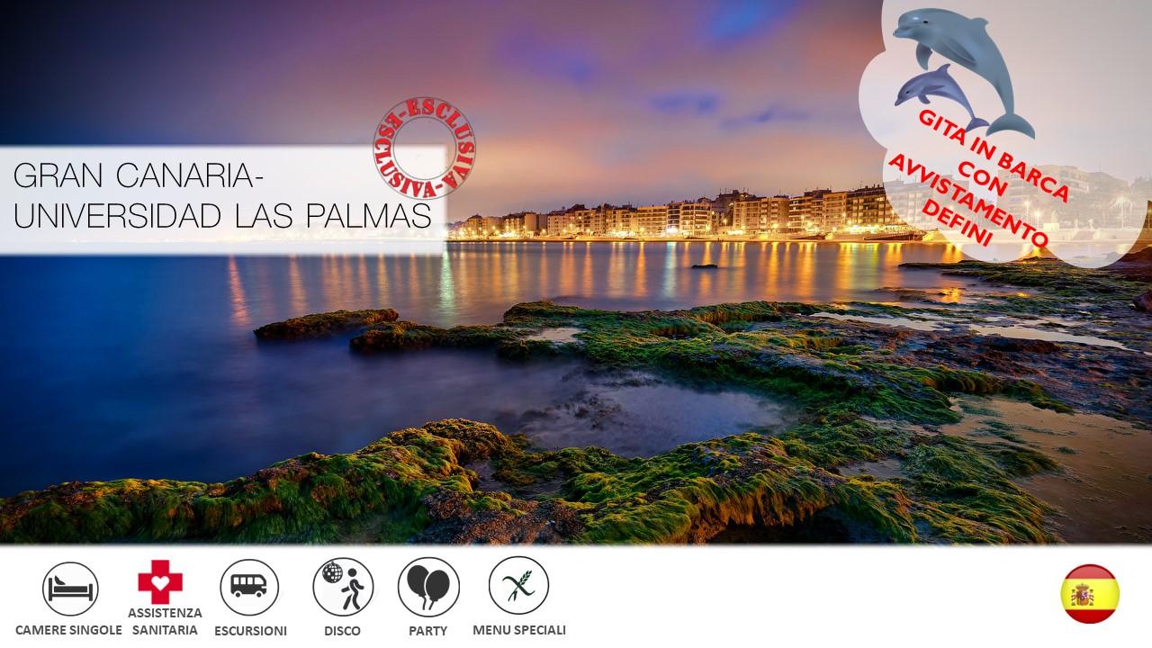 Gran Canaria – Universidad Las Palmas