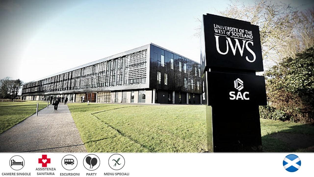 Glasgow – University of the West of Scotland