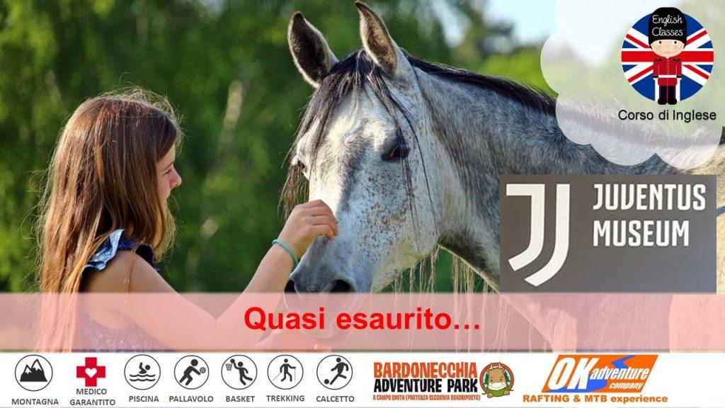 Piemonte – Villaggio Olimpico Bardonecchia *** – English Camp