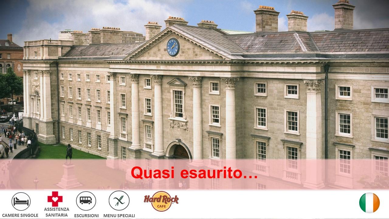 Dublino – Trinity College