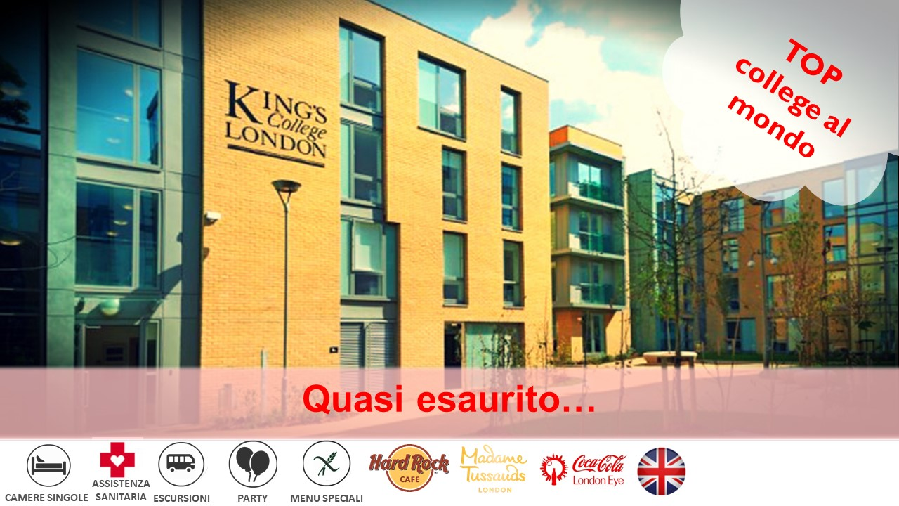 Londra centro – King's College