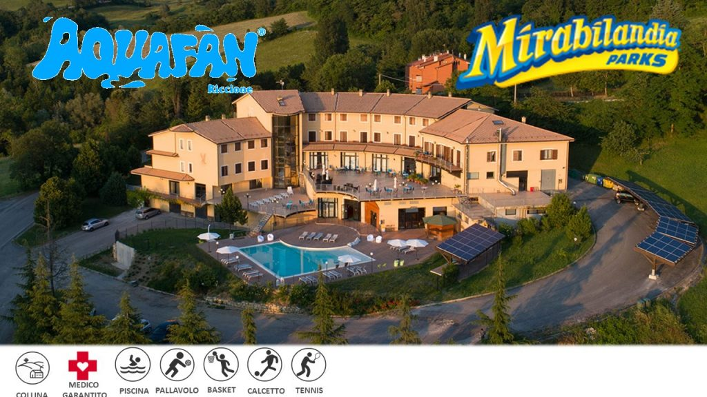 Emilia Romagna – Falcon Hotel *** – SPORT