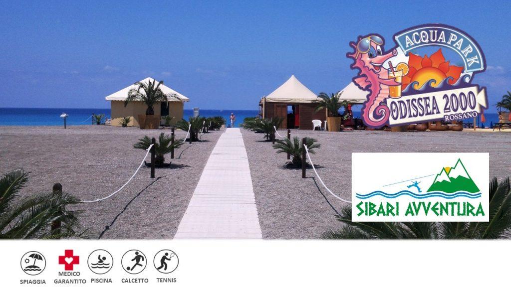 Calabria – Borgo di Fiuzzi Resort **** – English Camp