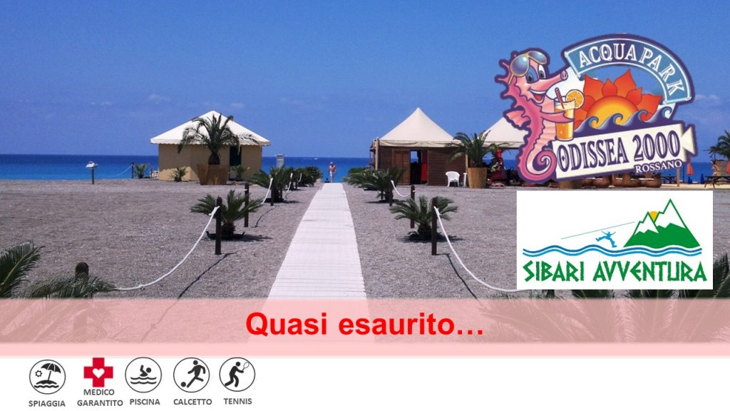 Calabria – Borgo di Fiuzzi Resort **** – English Camp