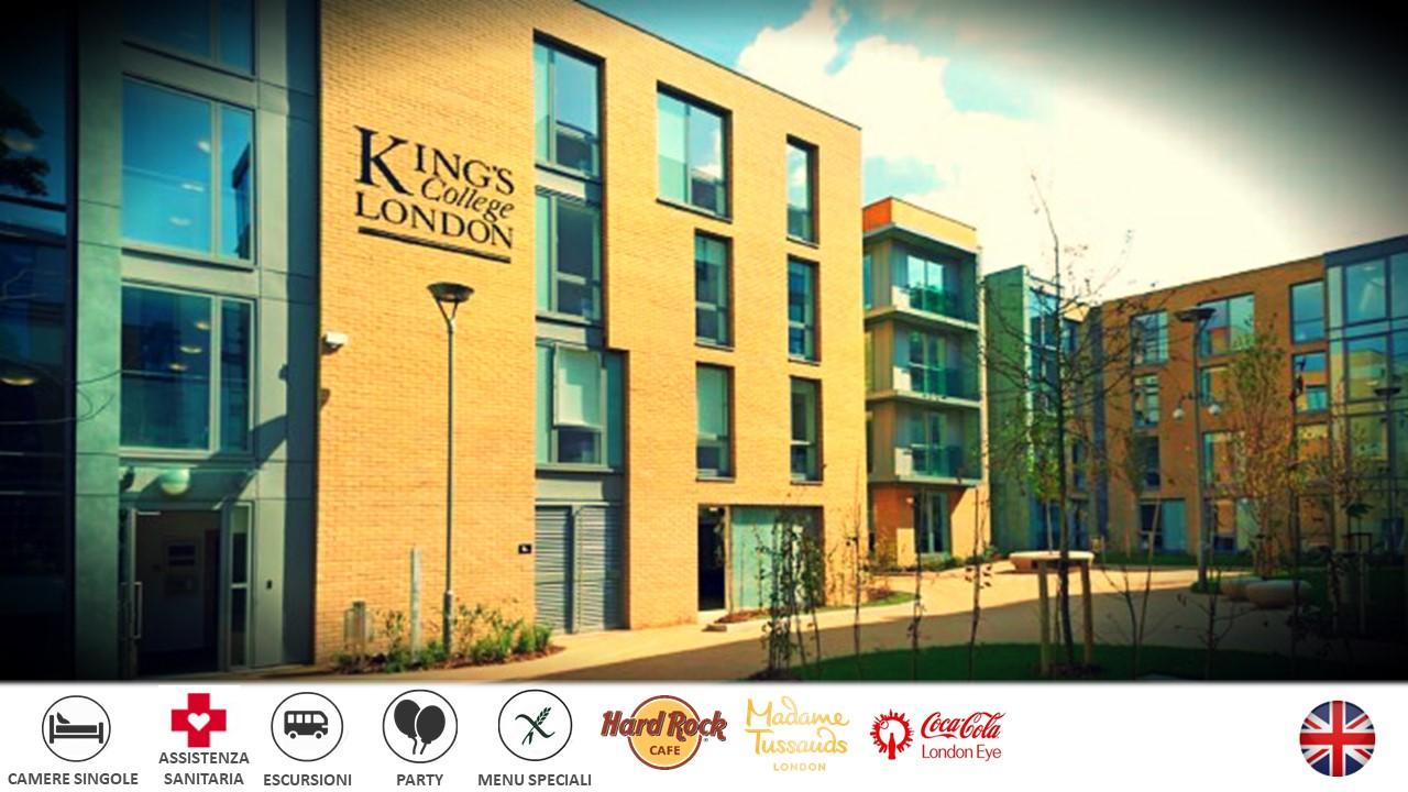Londra centro – King's College