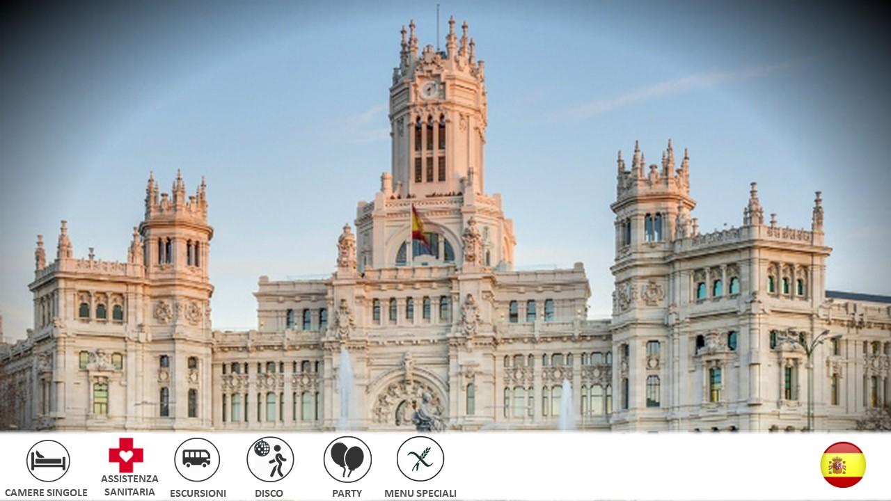 Madrid – Santa Maria del Estudiante