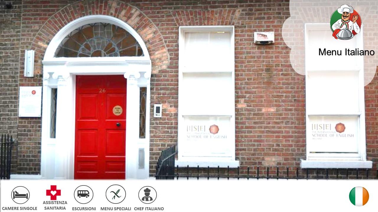 Dublino –  Dublin City College ISE