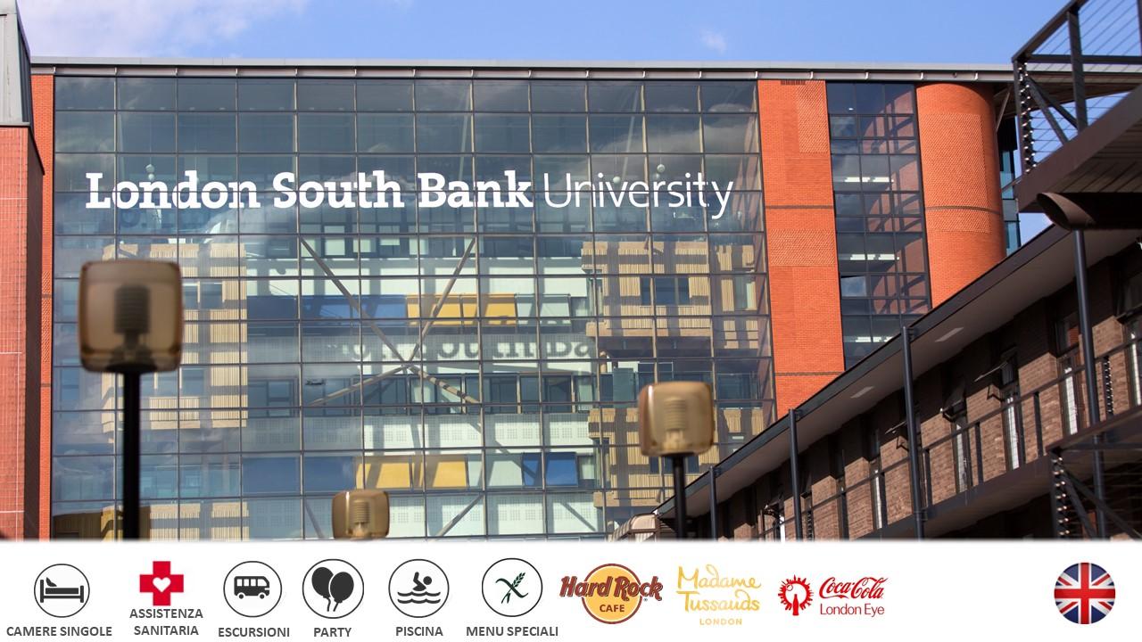 Londra centro – South Bank University