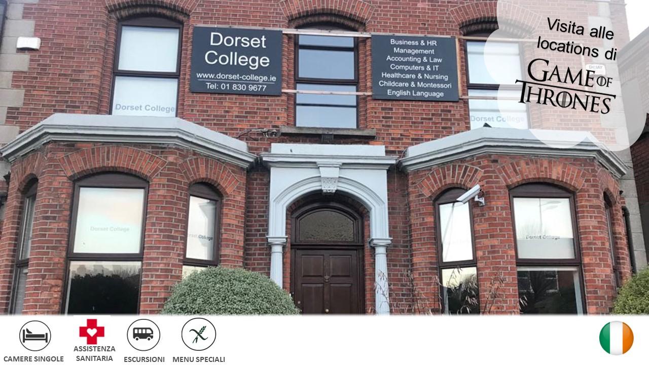 Dublino –  Dorset College
