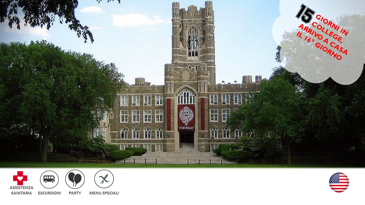 New York – Fordham University
