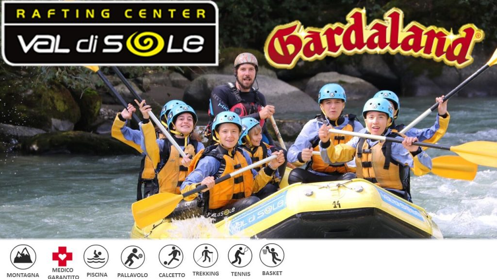 Trentino Alto Adige – Hotel Solaria **** Sport and Adventure Camp